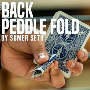 Back Peddle Fold by Sumer Seth